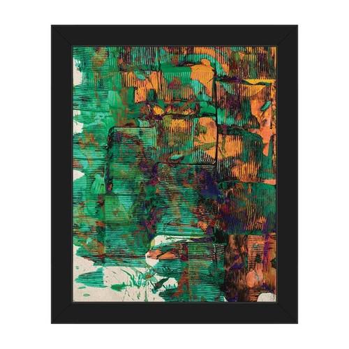 Restless Minds Framed Canvas Print Wall Art