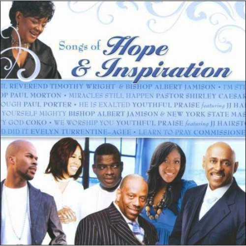Songs of Hope and Inspiration [CD]