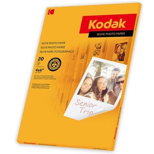 Kodak High-Gloss Photo Paper (4x6