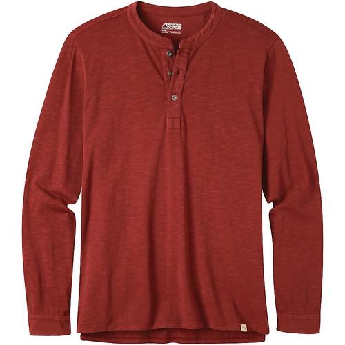 Mountain Khakis Men's Mixter Henley Shirt