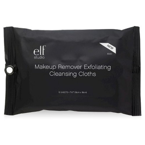 e.l.f. Makeup Remover Gentle Cleansing Cloths for Sensitive Skin - 20ct