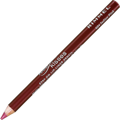Lasting Finish 1000 Kisses Stay On Lip Liner Pencil [Indian Pink 004]