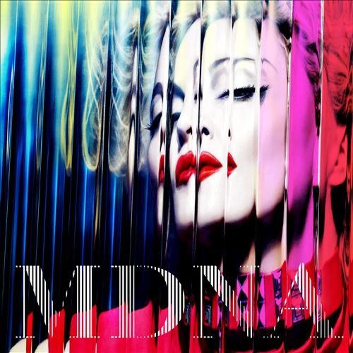 MDNA [Deluxe Edition] [CD]