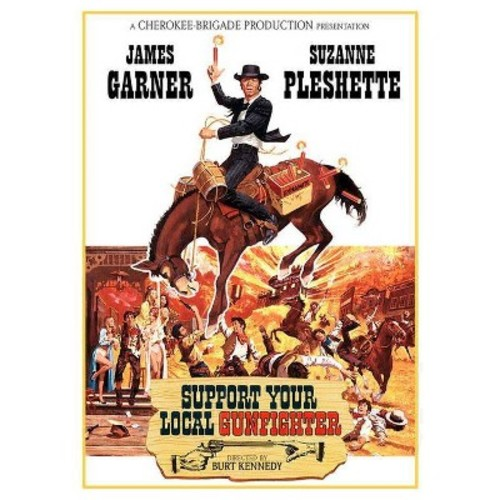 Support Your Local Gunfighter (DVD)