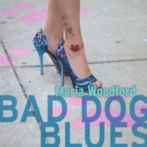 Bad Dog Blues [CD]
