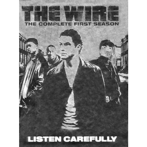 The Wire: The Complete First Season [5 Discs] [DVD]
