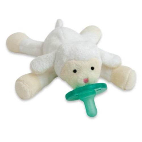 WubbaNub Lil' Lamb Infant Pacifier