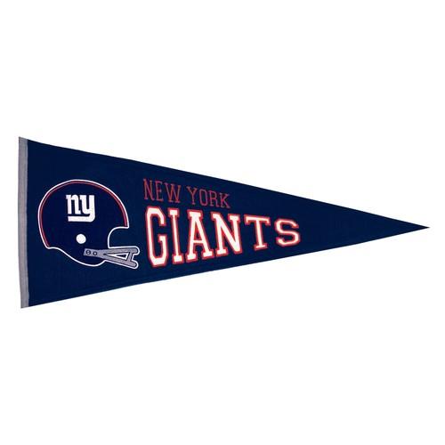 York Giants Throwback Pennant