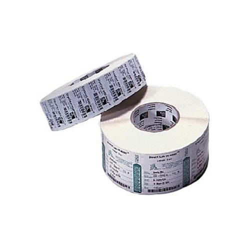 Zebra Label Paper 4 x 3in Direct Thermal Zebra Z-Perform 2000D 3 in core