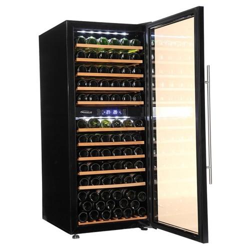 137 Bottle Dual Zone Built-In Wine Cellar
