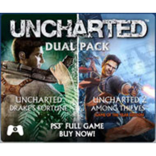 UNCHARTED Greatest Hits Dual Pack [Digital]