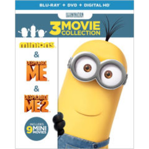 Despicable Me: 3 Movie Collection