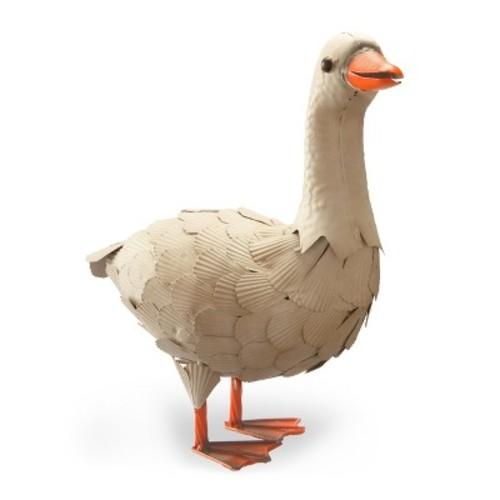 Garden Accents Artificial White Goose White 16