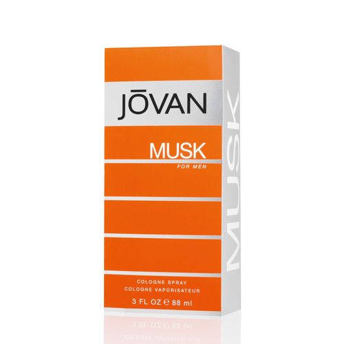Jovan Musk For Men 3 Oz Spray Cologne