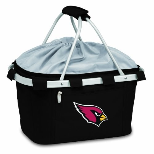 Picnic Time Arizona Cardinals Metro Basket [Black]