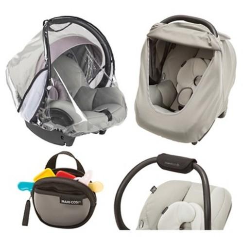 Four-Piece Car Seat Accessory Kit