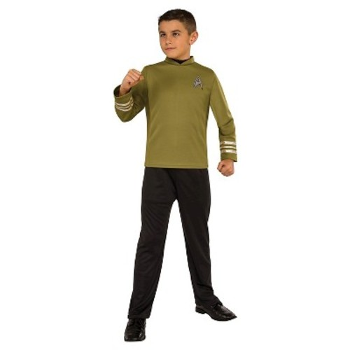 Boys' Star Trek: Captain Kirk Classic Costume