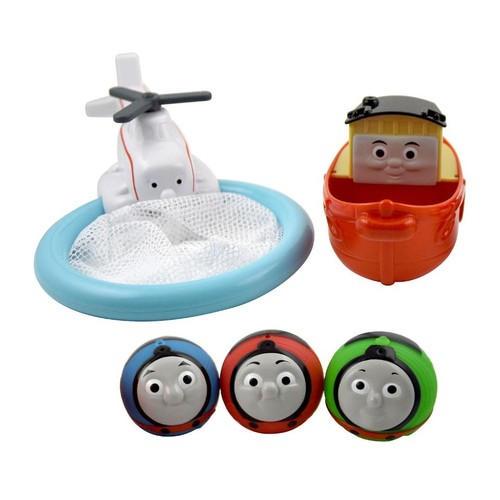 Thomas & Friends Air and Sea Tub Rescue Set