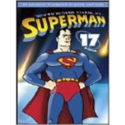 Superman: 17 Episodes [DVD]