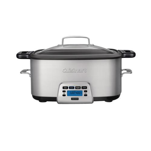 Cuisinart MSC800 7-Quart Stainless Steel Cook Central Multi-Cooker
