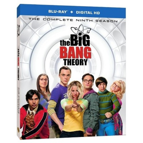 The Big Bang Theory - Season 9 (Blu-ray)