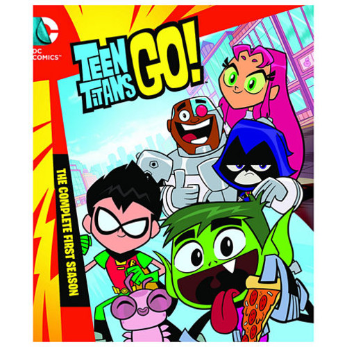 Teen Titans Go! The Complete First Season