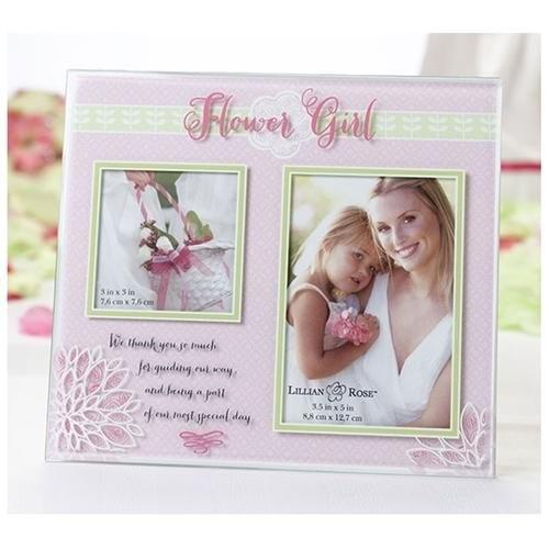 Flower Girl Picture Frame Gift