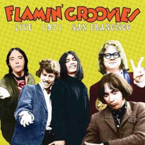 Flamin' Groovies - Live In San Francisco 1971 The Flamin' Groovies [Audio CD]