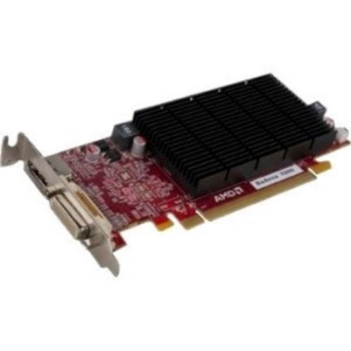 Visiontek Radeon Hd 7350 Graphic Card - 650 Mhz Core - 1 Gb Ddr3 Sdram - Pci Express X16 - Full-height - Single Slot Space Required - 2560 X 1600 - Directx 11.0displayport - 3 X Monitors (900607)