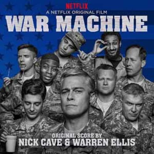 Nick Cave & Warren Ellis - War Machine (A Netflix Original Film) [Audio CD]