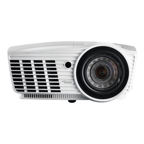 Optoma EH415ST - DLP projector - 3D - 3500 ANSI lumens - Full HD (1920 x 1080) - 16:9 - HD 1080p - short-throw zoom lens (EH415ST)