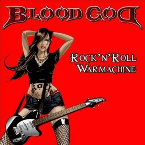 Blood God - Rocknroll Warmachine (CD)