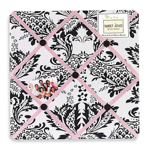 Sweet Jojo Designs Sophia Fabric Memo Board