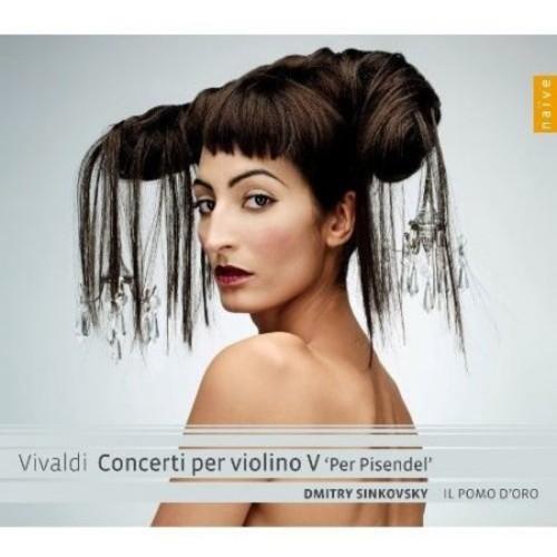 Concerti Per Violino V Per Pisendel - CD