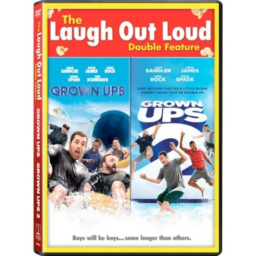 Grown Ups/Grown Ups 2 [DVD]