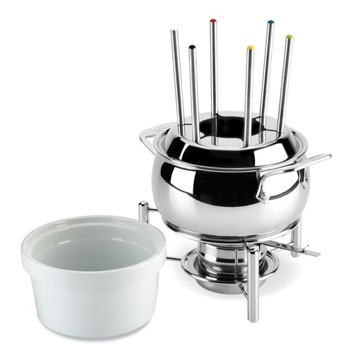All-Clad Fondue Pot with Ceramic Insert