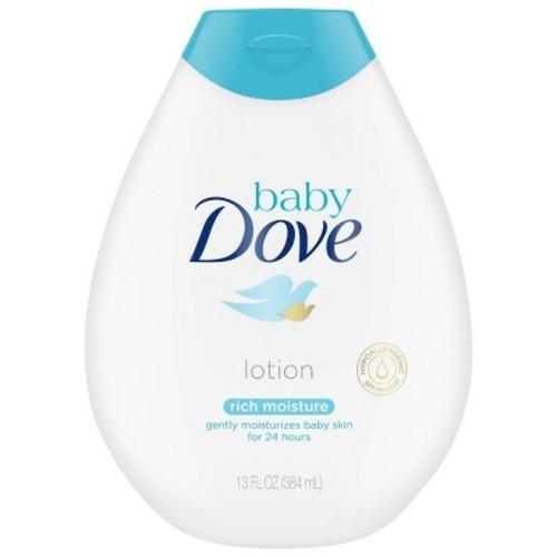 Baby Dove Rich Moisture Lotion - 13oz