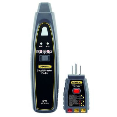 General Tools Circuit Breaker Finder and GFCI Tester