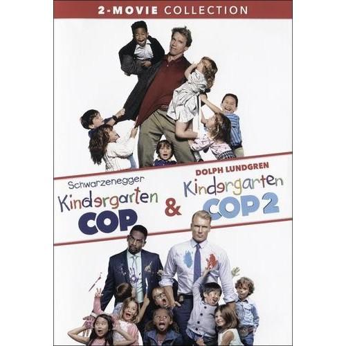 Kindergarten Cop/Kindergarten Cop 2 [2 Discs] [DVD]