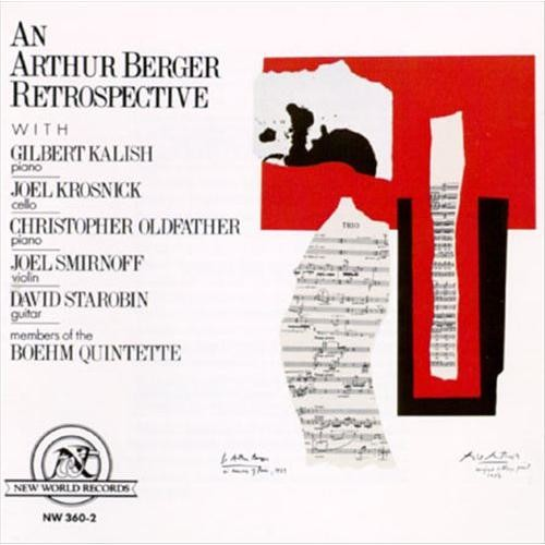 An Arthur Berger Retrospective [CD]