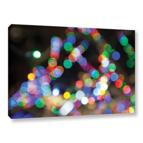Artwall 'Bokeh 1' Wall Art
