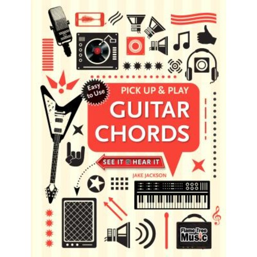 Guitar Chords: See It, Hear It