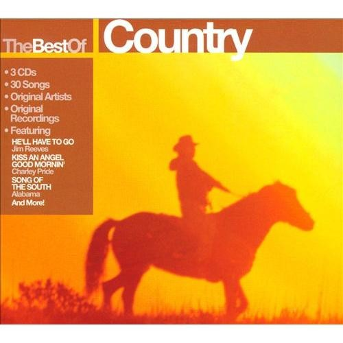 The Best of Country [BMG 2007] [CD]