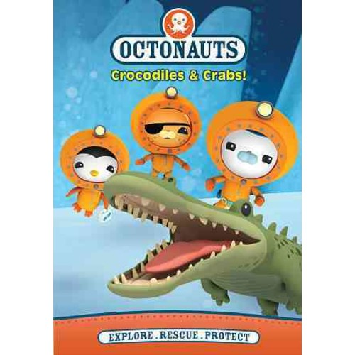 Octonauts: Crocodiles & Crabs! (DVD)