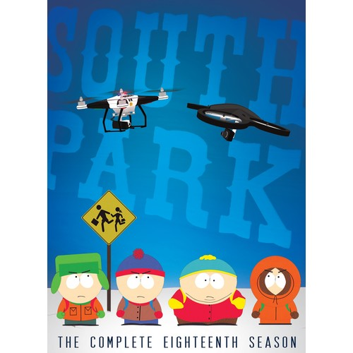 South Park: The Complete Eighteenth Season [2 Discs] [DVD]