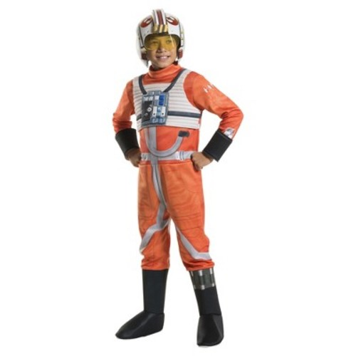 Star Wars X-Wing Fighter Pilot Boys' Deluxe Costume