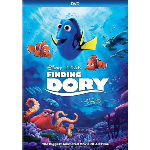Finding Dory [DVD] [2016]