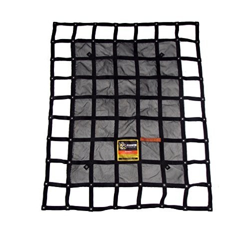Gladiator Cargo Gear SGN-100 Cargo Net - Small 4.75' x 6' [Small 4.75' x 6']