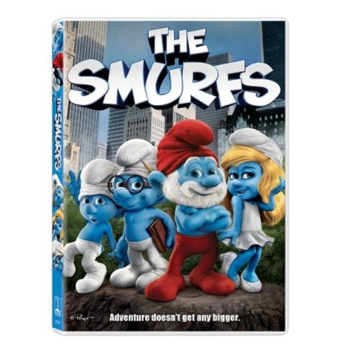 The Smurfs (dvd_video)