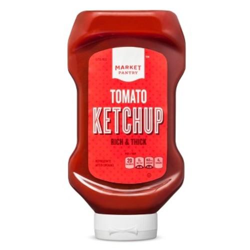 Tomato Ketchup - 32oz - Market Pantry